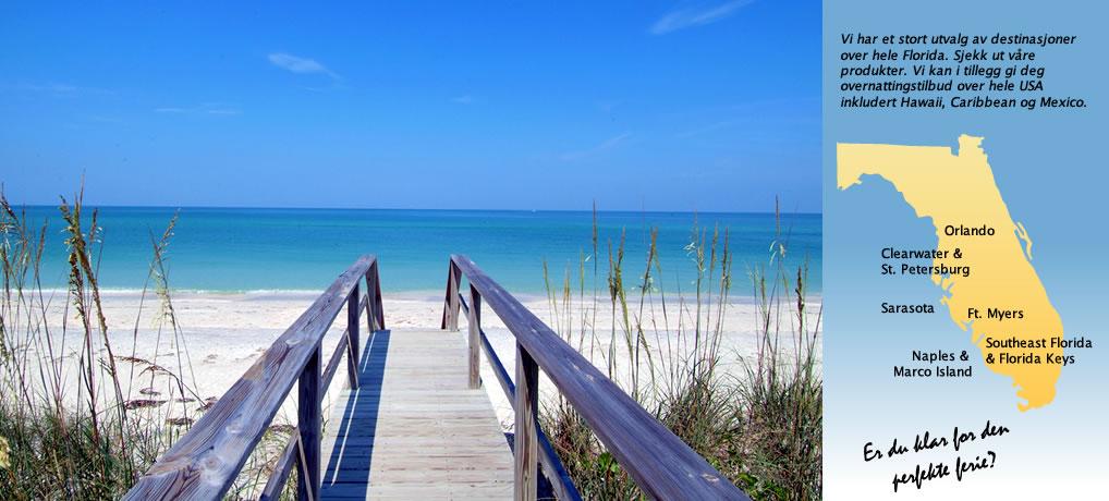 Destinasjoner – Florida